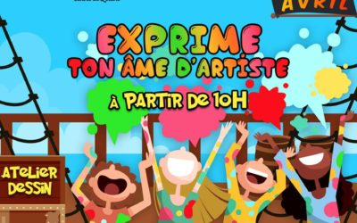 EXPRIME TON ÂME D'ARTISTE